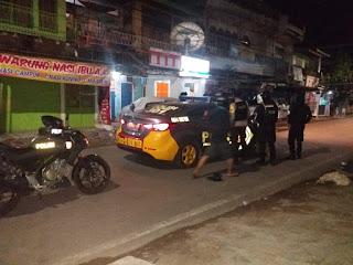 Cegah Tawuran, Polres Pelabuhan Makassar Tingkatkan Patroli serta Strong Point