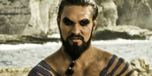 "Jason Momoa (Khal Drogo de Game of Thrones) será ""Aquaman"" em Batman Vs Superman: Dawn Of Justice"
