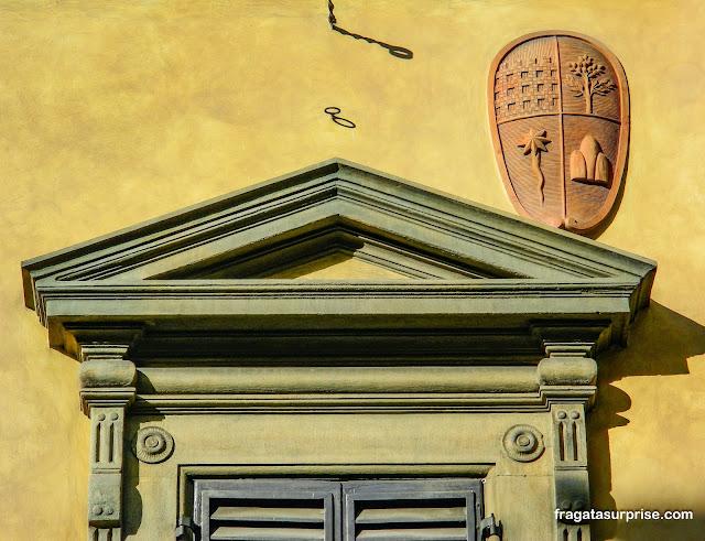 Fachada renascentista de Florença