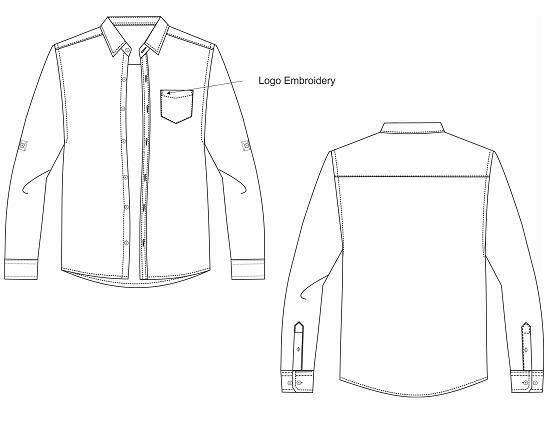 What is Garment Spec Sheet