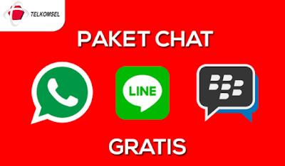 Cara Mengubah Kuota Chat Telkomsel Menjadi Kuota Reguler