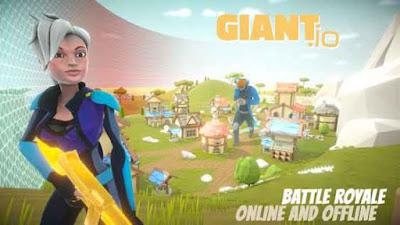 game battle royale tanpa koneksi internet