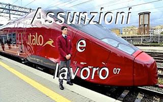 Offerte lavoro NTV Italo - adessolavoro.blogspot.com