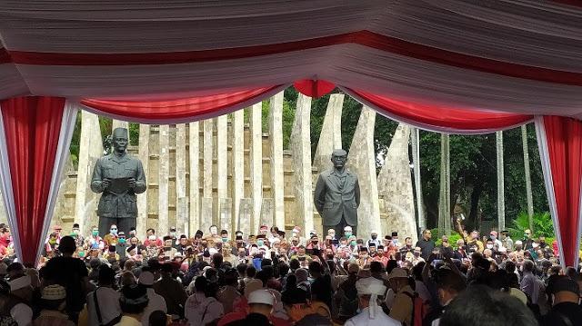 Deklarasai KAMI: Pembangunan Politik Era Jokowi Telah Menyimpang dari Sila Keempat