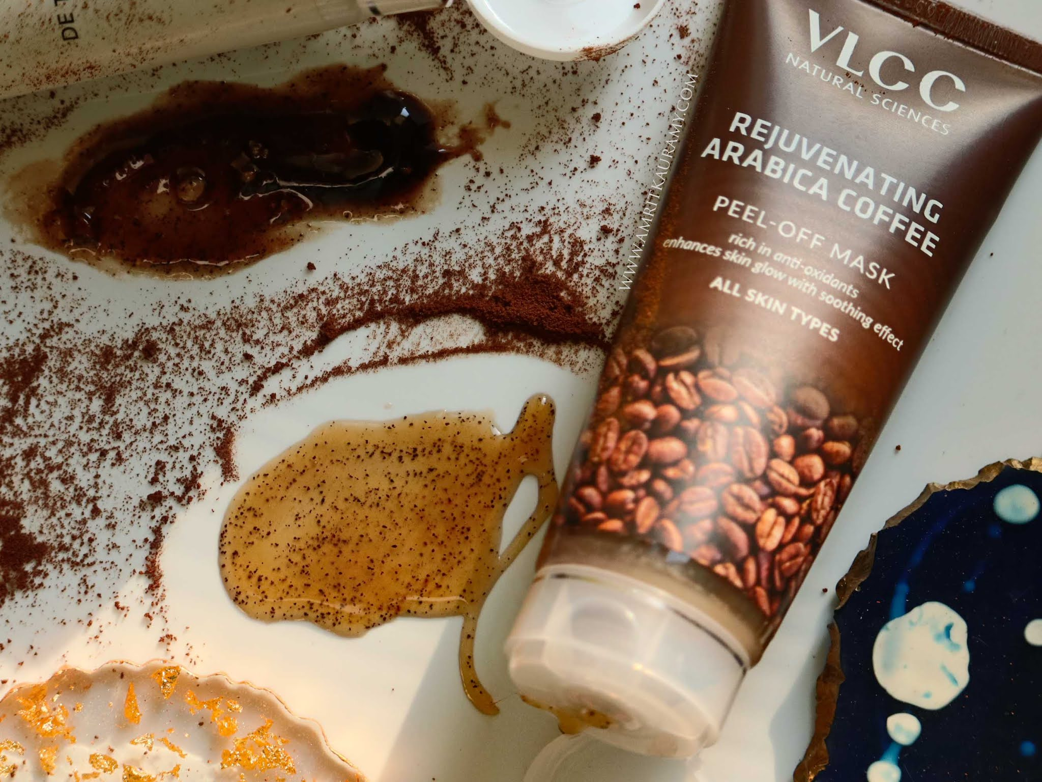 VLCC Arabica Coffee Peel-off Mask