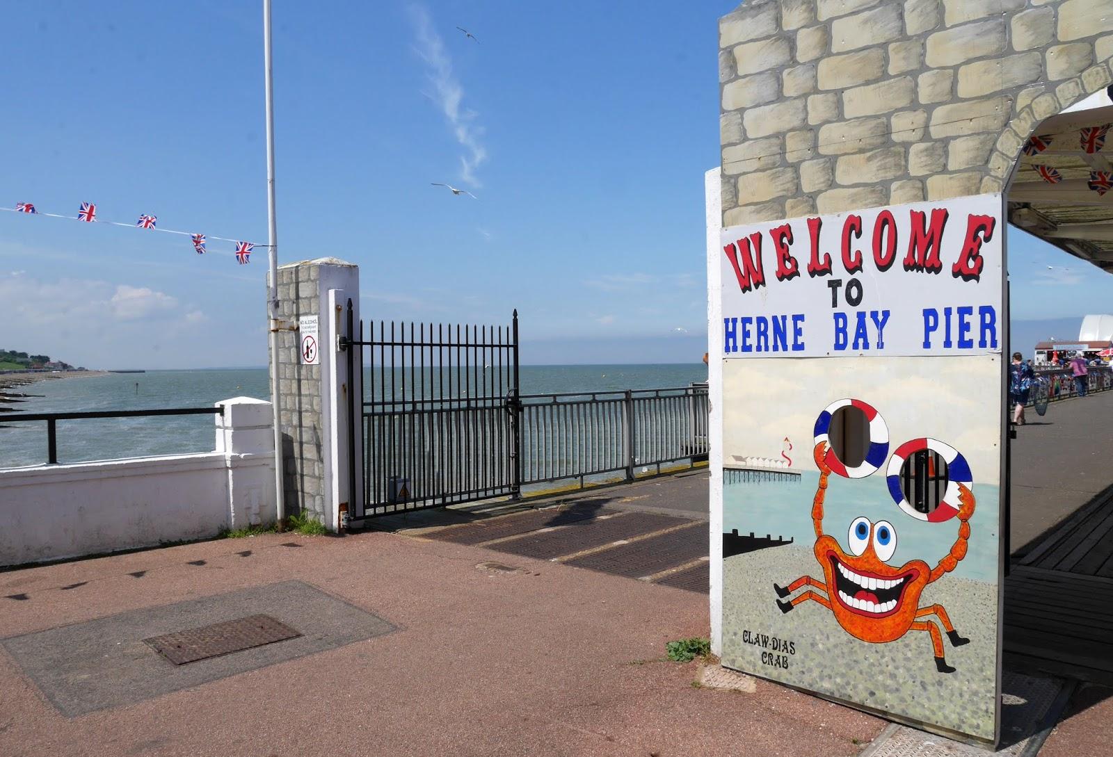 Herne Bay Pier, Kent