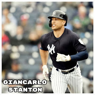 Giancarlo Stanton no puede creer lo que le está Pasando
