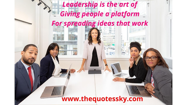 [500+ Inspiring] Leadership and Community Quotes for Students of 2020