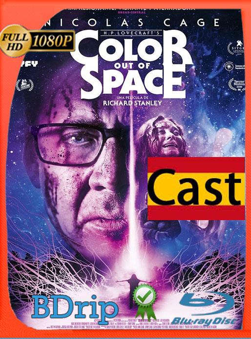 El color que cayó del cielo (2019) 1080p BDRip Español [GoogleDrive] [tomyly]