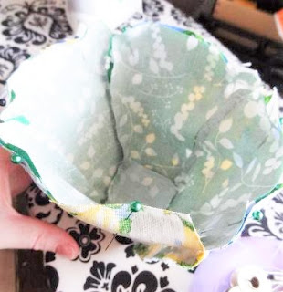 fabric bowl free pattern