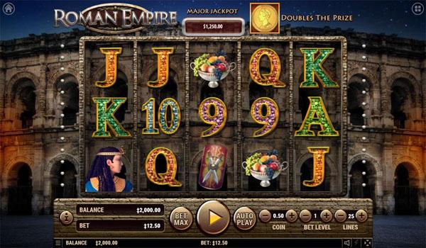 Main Gratis Slot Indonesia - Roman Empire Habanero