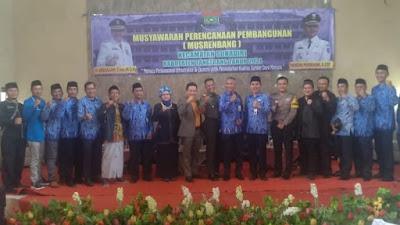 Serap Aspirasi, Dewan Hadiri Musrenbang Kecamatan Sukadiri