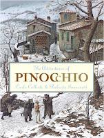 Pinocchio Cover Roberto Innocenti