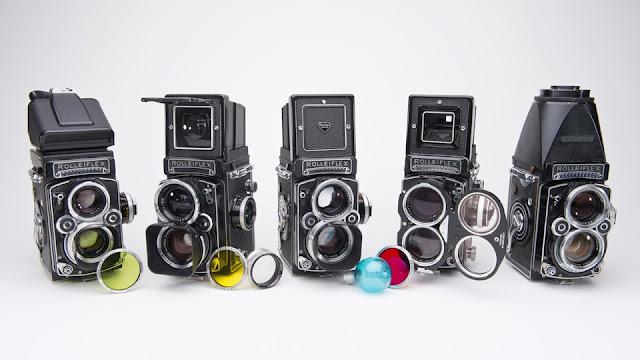 TLR Camera