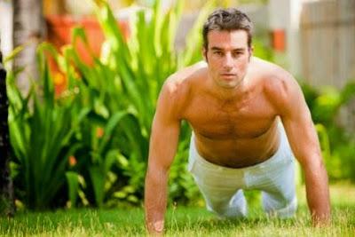 Tips Menjaga Kesehatan Pria