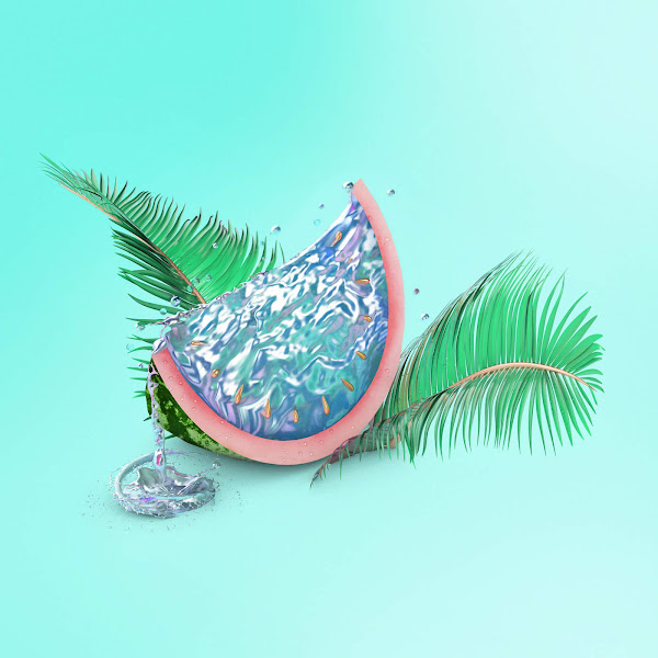 Ramriddlz - H2o - Single Cover