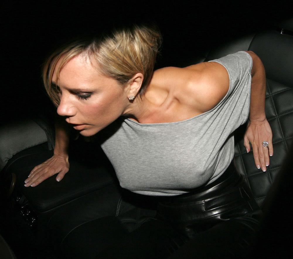 Celebrity goli stoletja Victoria Beckham Spice Girls-9029