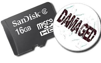 Recover data from corrupt usb drives, memory card without actually formating it