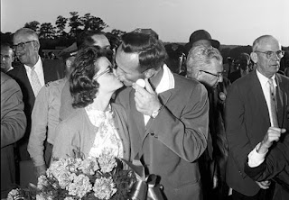 Arnold Palmer Took Mere Days To Propose To His Wife Of Years C Winifred Palmer