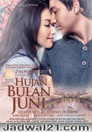 Film HUJAN BULAN JUNI 2017