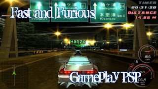 Download Fast And The Furious, The Game PSP For ANDROID - www.pollogames.com