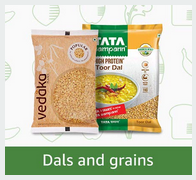 Dals and Grains