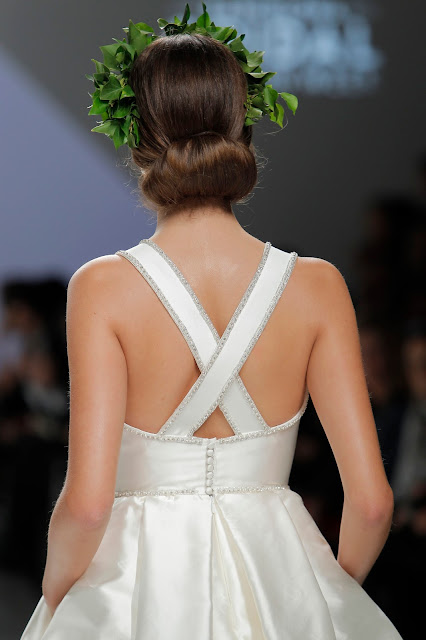Vestido de novia Cristina Tamborero 2017