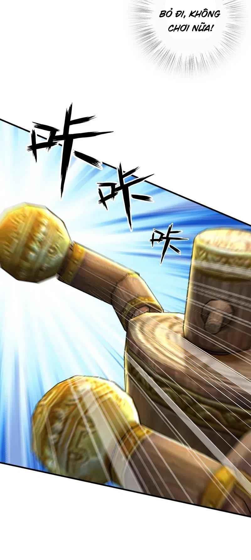 Sinh Hoạt Của Võ Đế Sau Khi Ẩn Cư  Chapter 10 - upload bởi truyensieuhay.com