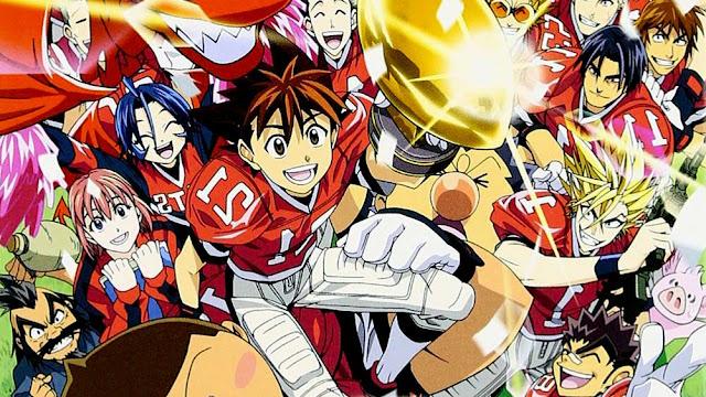 En que manga continua el anime Eyeshield 21