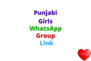 Punjabi Girls Whatsapp Group Link