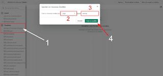 قم بإنشاء خريطة موقع HTML لموقع Shopify