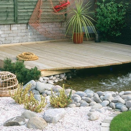 Coastal Beach Zen Garden Landscaping Ideas For A Seaside