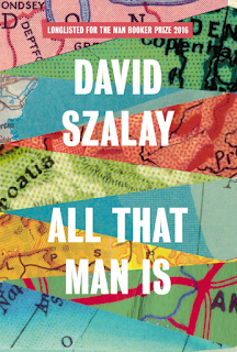 Roman, Rezension, review, novel, Man Booker Prize