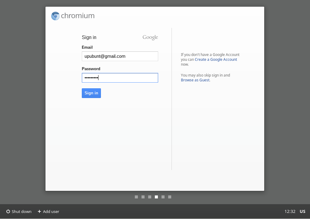 How To] Install and Run Chromium OS onto a USB Flash Drive