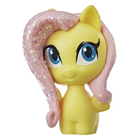 MLP Special Sets Unicorn Party Present Fluttershy Pony Cutie Mark Crew Figure