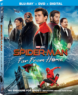 Spiderman Far From Home 2019 Streaming Movies Blueray