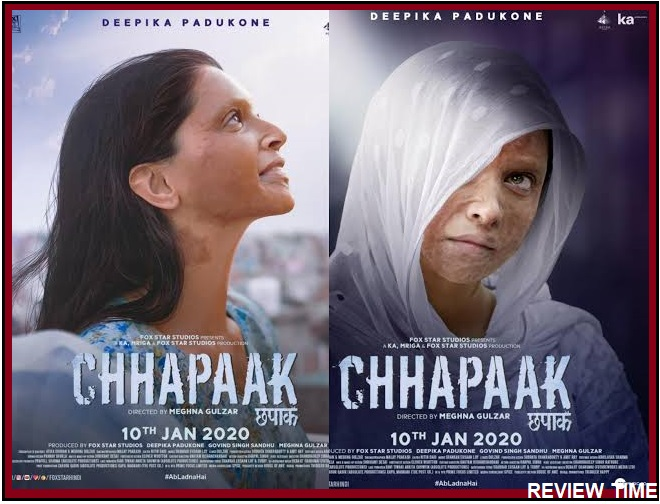 Chhapaak Movie (2020) | Trailer, Cast, Release Date, Review