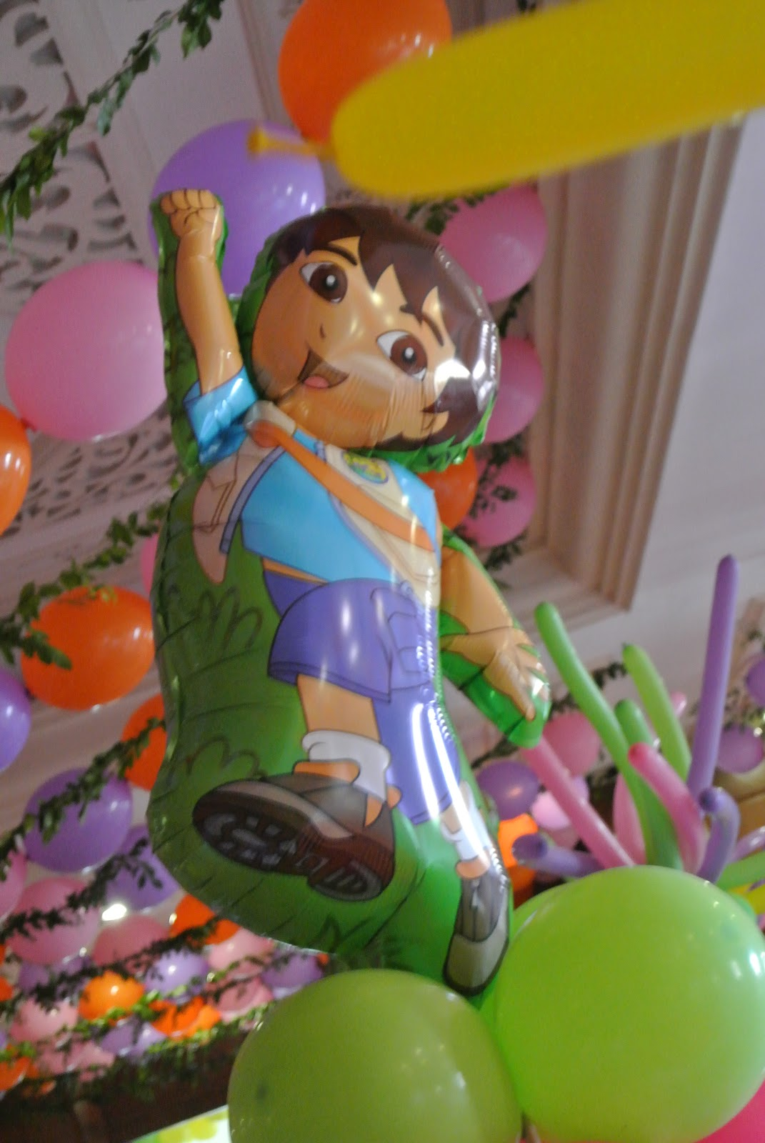 Garden City Jeep >> Parties by Agel: Dora the Explorer Jungle Adventure