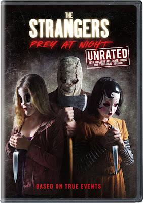 The Strangers Prey At Night Dvd