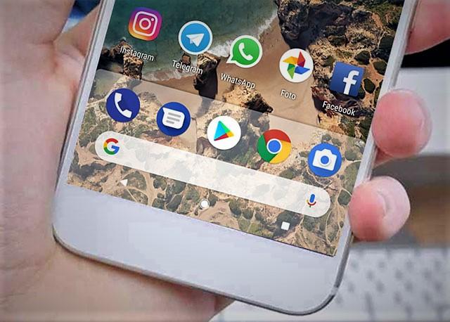 Pixel Launcher Android P Terbaru