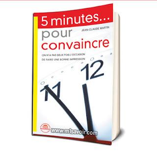 5 minutes pour convaincre PDF GRATUIT