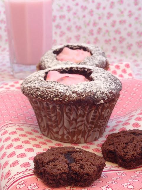 cupcakes-de-chocolate, gluten-free-chocolate-cupcakes, cupcakes-sin-gluten