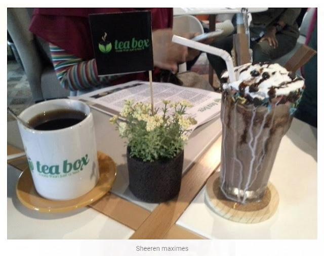 Tea Box Cafe Batam Tempat Nongkrong Kuliner Seru dan Romantis
