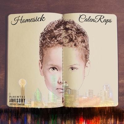 Calenraps - Homesick (2020) - Album Download, Itunes Cover, Official Cover, Album CD Cover Art, Tracklist, 320KBPS, Zip album