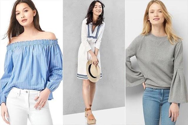 New womens clothing gap