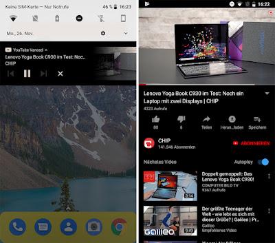 تطبيق YouTube Vanced للأندرويد, تطبيق Youtube Vanced مدفوع للأندرويد, Youtube Vanced apk pro, يوتيوب Vanced