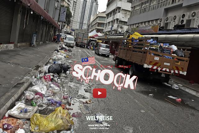 Dreckiges Malaysia | www.WELTREISE.tv # 212