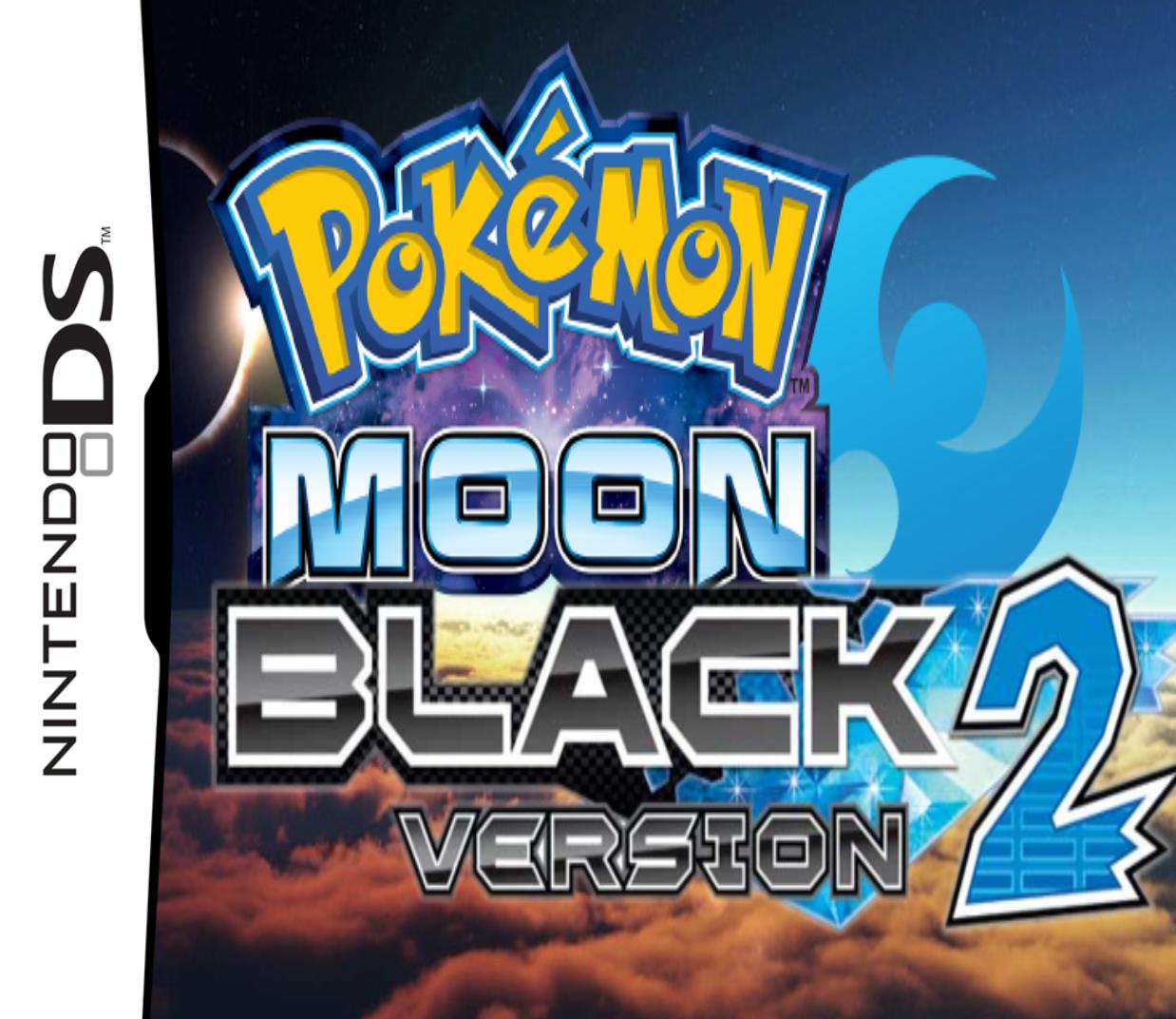 Pokemon Moon Black 2 ROM DS