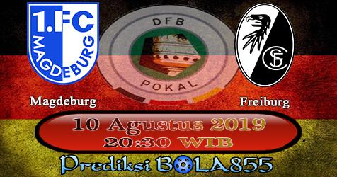 Prediksi Bola855 Magdeburg vs Freiburg 10 Agustus 2019
