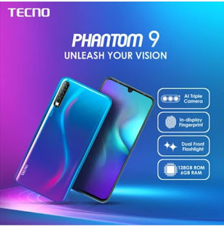 Specs price and availability of Tecno Phantom 9
